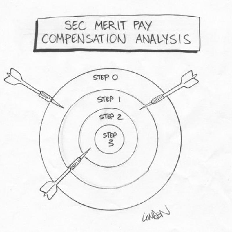 SEC Merit Pay Compensation Analysis