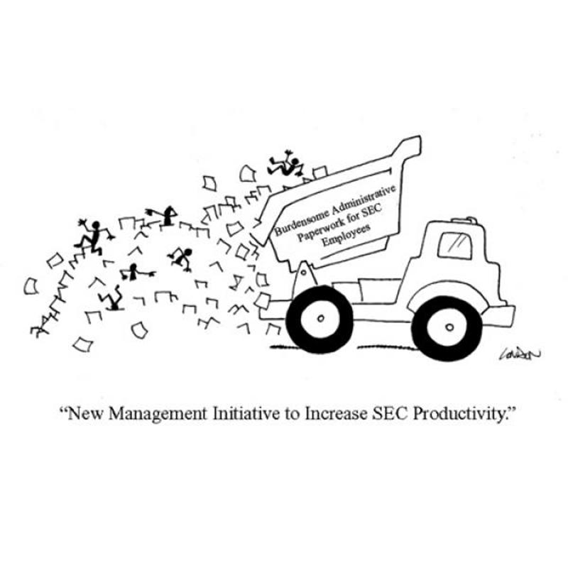 New Management Initiative to Increase SEC Productivity