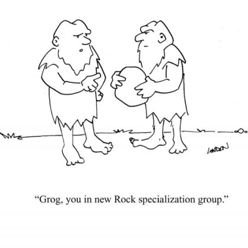 Grog, you in new Rock specialization group.